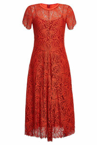 Proenza Schouler Lace Midi Dress