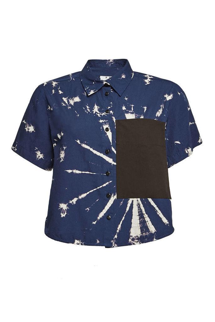 PSWL Printed Cotton Shirt