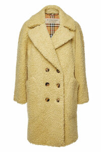 Burberry Lillingstone Coat with Virgin Wool