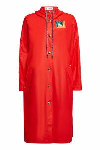 PSWL Hooded Raincoat