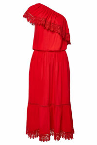 Melissa Odabash Jo One Shoulder Dress