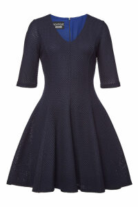 Boutique Moschino Cocktail Dress with Cotton