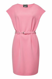 Boutique Moschino Mini Dress with Belt