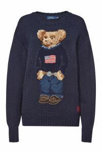 Polo Ralph Lauren Bear Cotton Pullover