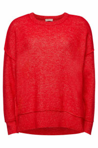 By Malene Birger Biagio Pullover with Kid Mohair and Wool