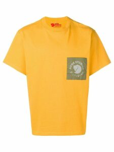 Acne Studios Acne Studios x Fjällräven T-shirt - Yellow