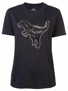 Coach Embroidered Rexy T-shirt - Black