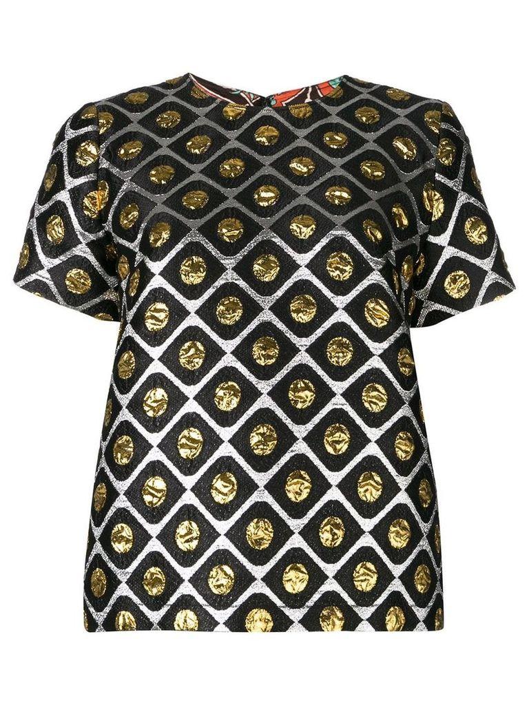 La Doublej Jazzy T-shirt - Black