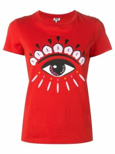 Kenzo Eye print T-shirt - Red