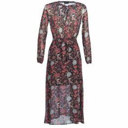 Ikks  BN30065-02  women's Long Dress in Multicolour