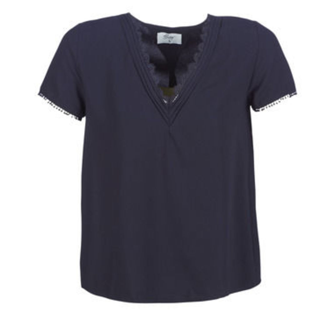 Betty London  -  women's Blouse in Blue