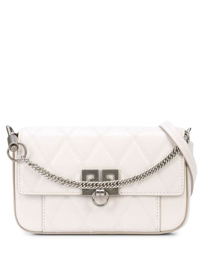 Givenchy mini pocket bag - White