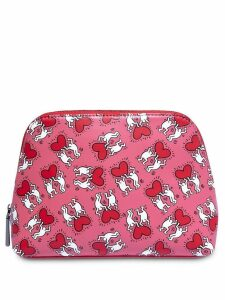 Alice+Olivia whitney clutch bag - Pink