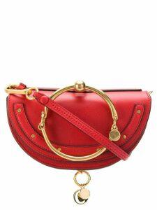 Chloé Nile Minaudière handbag - Red