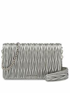 Miu Miu Miu Délice bag - Silver