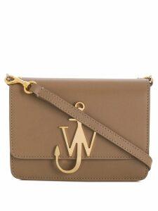JW Anderson ash anchor logo bag - Neutrals