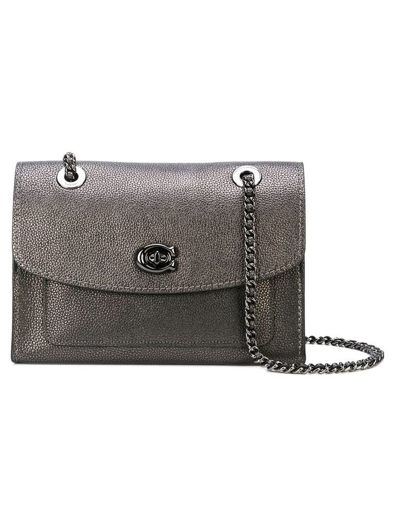 Coach Parker shoulder bag - Grey
