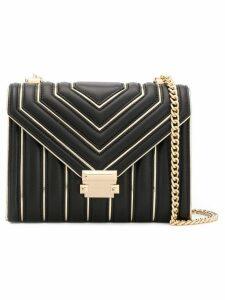 Michael Michael Kors Whitney large shoulder bag - Black