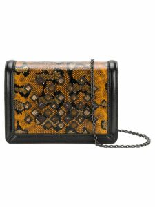 Bottega Veneta embellished shoulder bag - Black