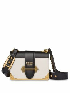 Prada Prada Cahier shoulder bag - White