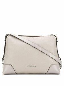Michael Michael Kors Crosby shoulder bag - Grey