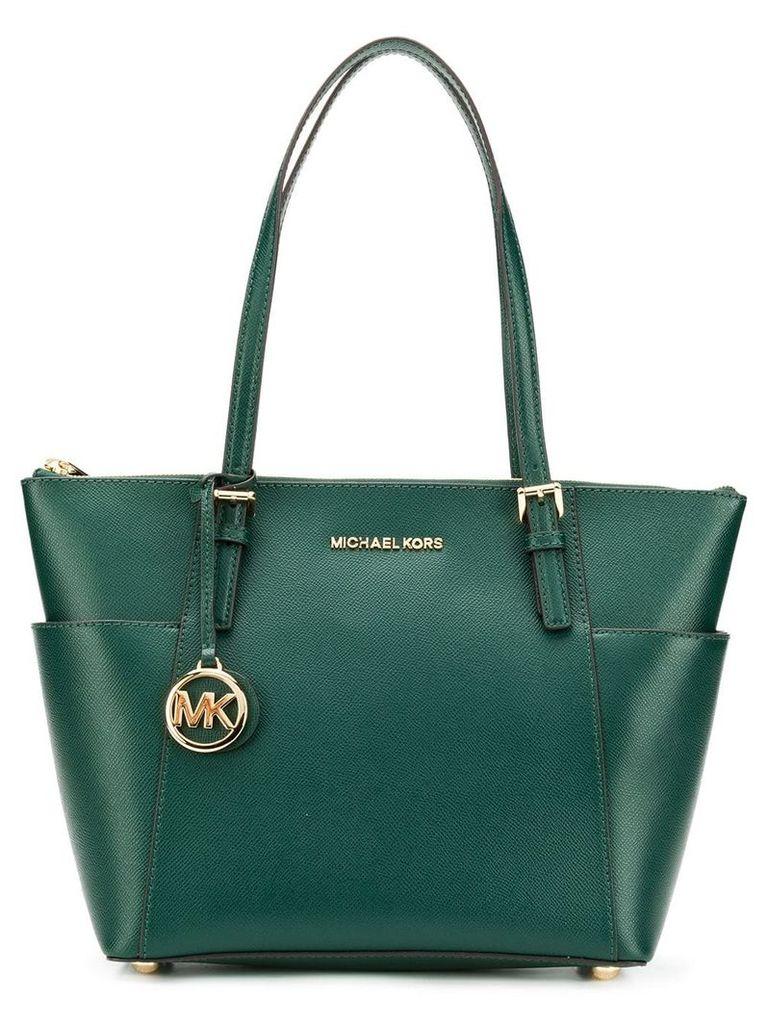 Michael Michael Kors Jet Set shoulder bag - Green