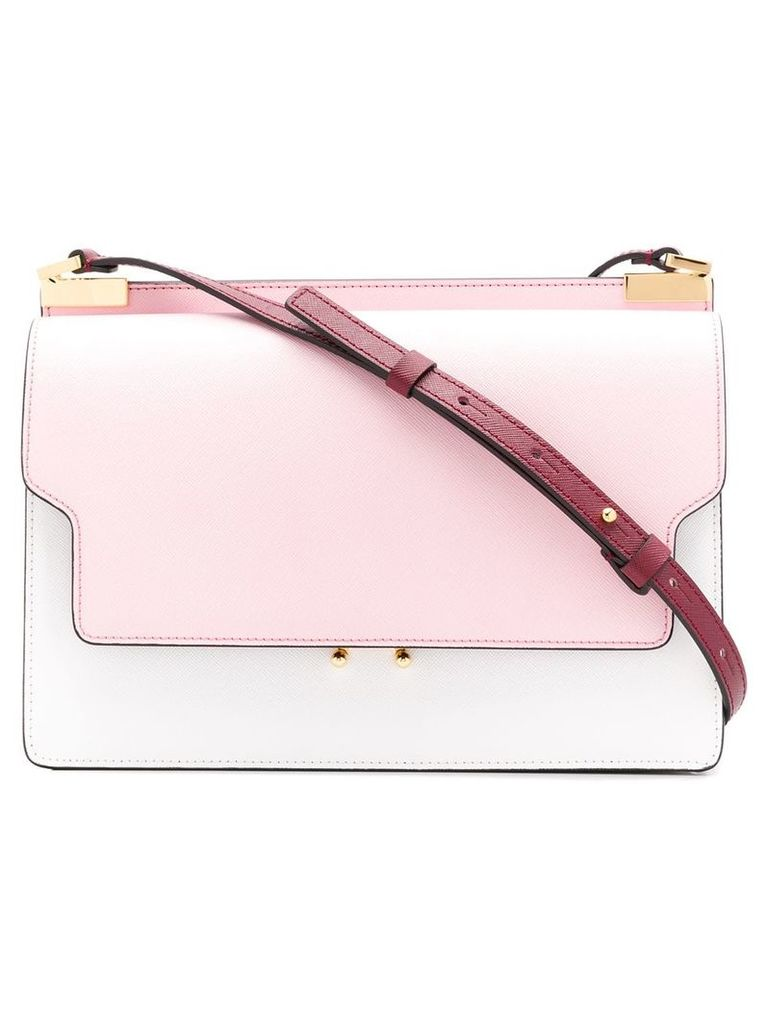 Marni Trunk shoulder bag - Pink