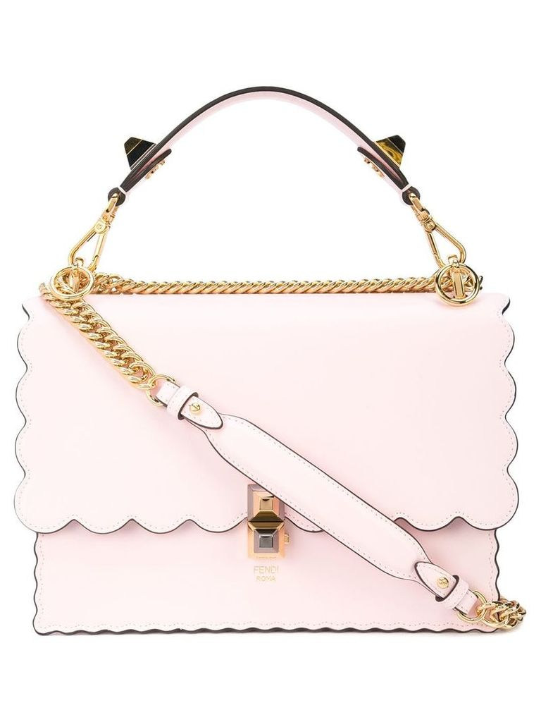 Fendi Kan shoulder bag - Pink
