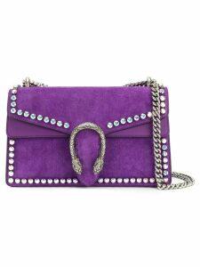 Gucci small Dionysus crystal shoulder bag - Purple