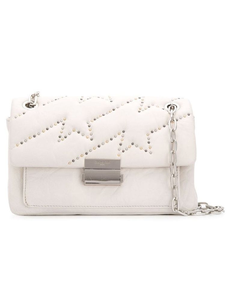 Zadig & Voltaire Ziggy shoulder bag - White