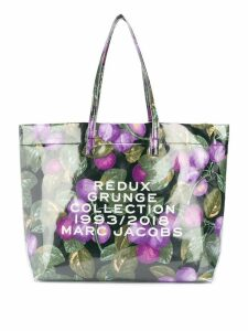 Marc Jacobs Grunge Collection 1993/2018 tote - Purple