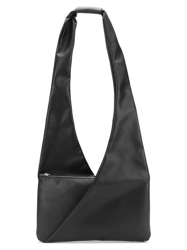 Mm6 Maison Margiela Japanese Pochette bag large - Black