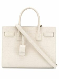 Saint Laurent Sac de Jour tote bag - Neutrals