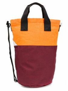 Acne Studios Admyral wide shopper bag - Red