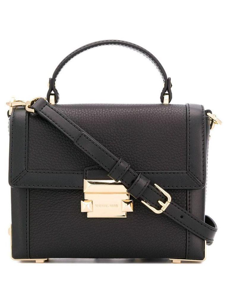 Michael Michael Kors Jayne trunk bag - Black