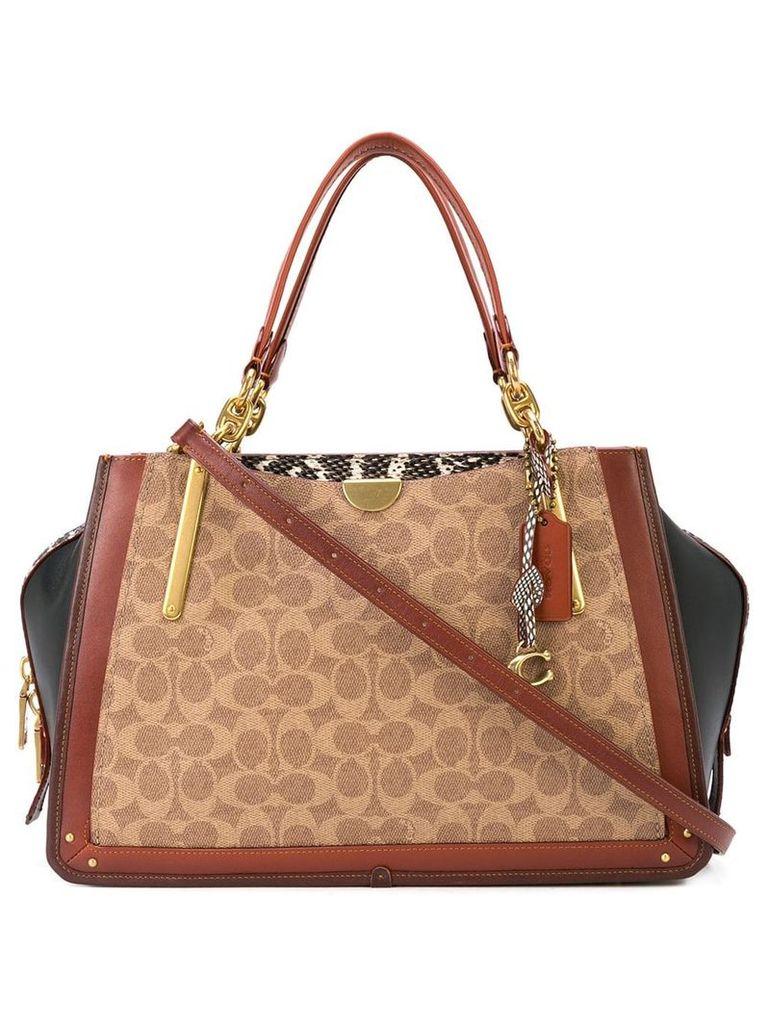 Coach Dreamer 36 bag - Brown
