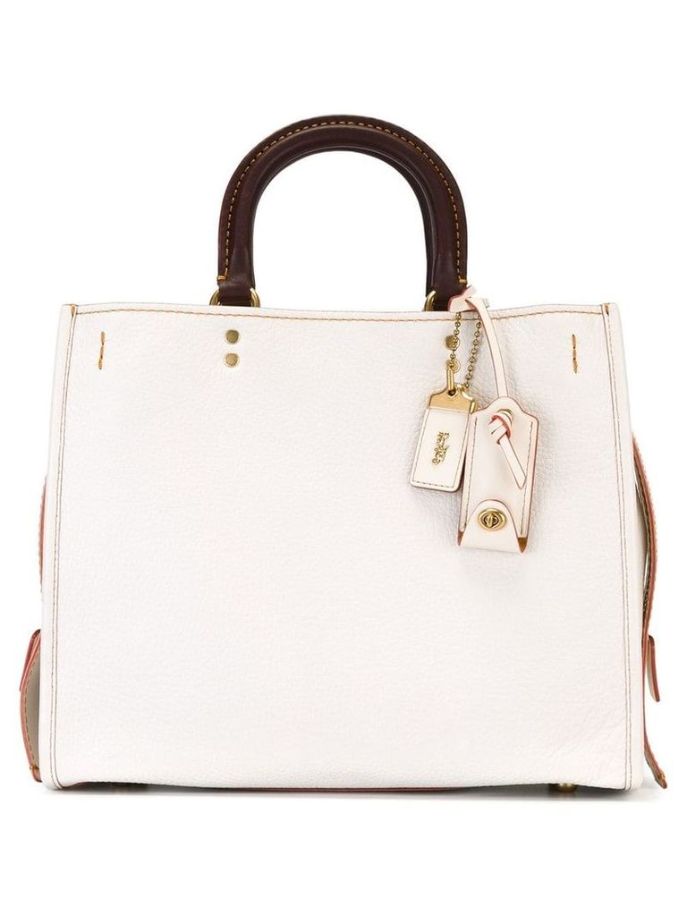 Coach 'Rouge' tote - White