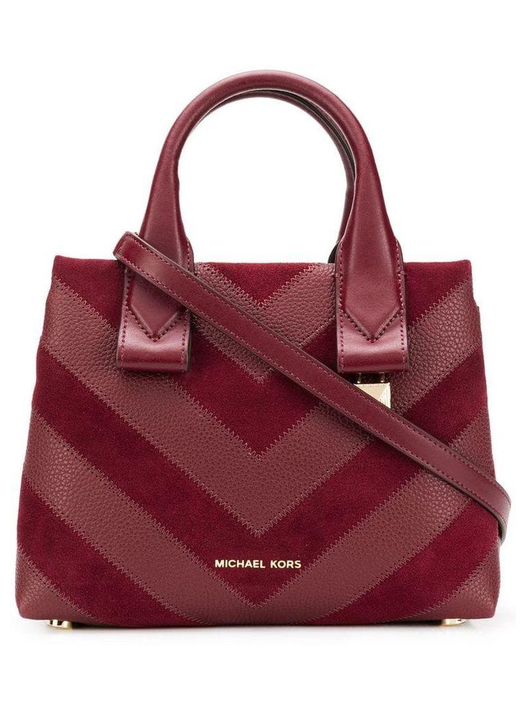 Michael Michael Kors Rollins tote bag - Red