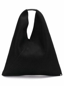 Mm6 Maison Margiela Japanese hobo tote - Black
