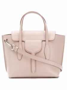 Tod's Joy mini tote bag - Pink