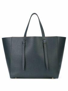 Valextra large tote bag - Blue