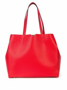 Valextra large tote bag - Red