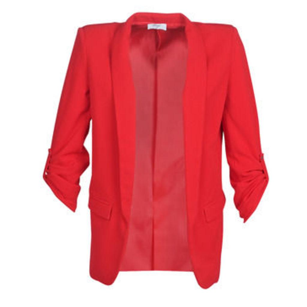 Betty London  JIOTTE  women's Jacket in Red