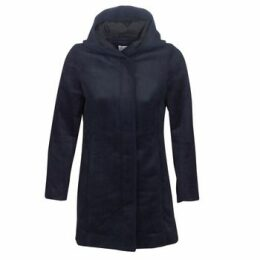 Casual Attitude  HAIO  women's Coat in Blue