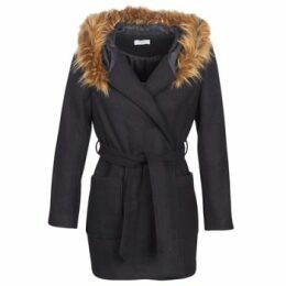 Betty London  JORREY  women's Coat in Black