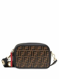 Fendi Camera Case crossbody bag - Black