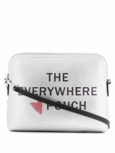 DKNY The Everywhere Pouch - Silver