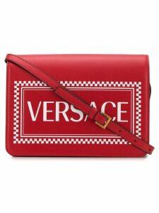 Versace 90s Vintage Logo crossbody bag - Red