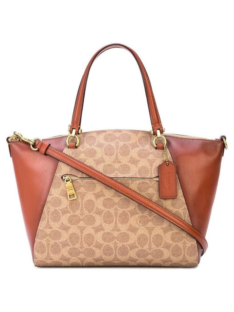 Coach Prairie crossbody bag - Brown