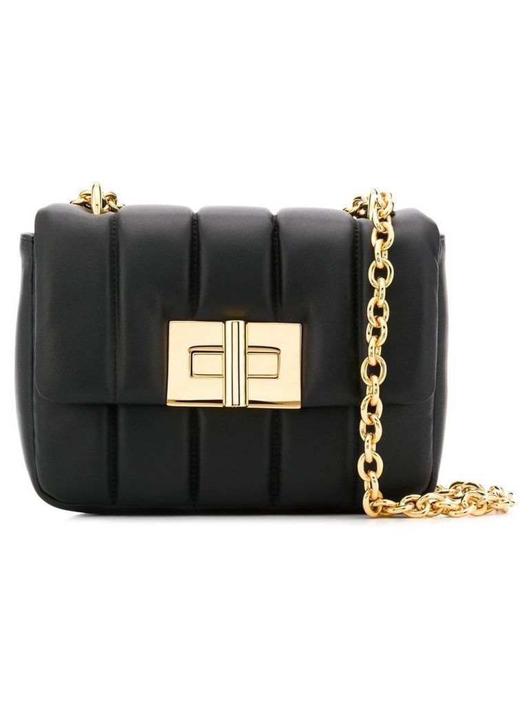 Tom Ford Natalia quilted crossbody - Black